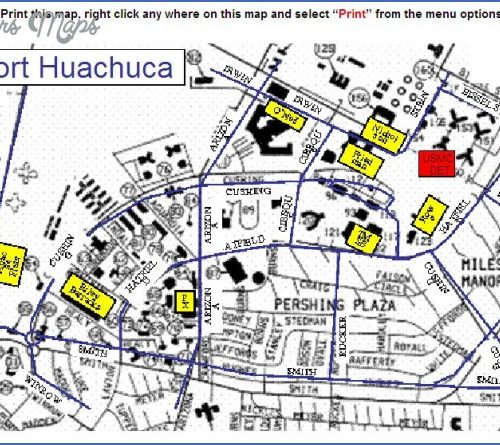 Fort Huachuca, Huachuca City Map_3.jpg