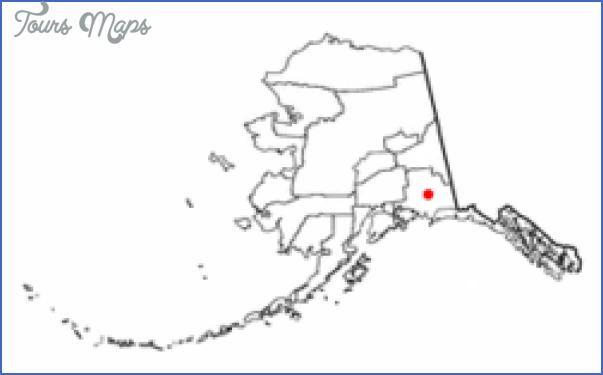 gakona alaska map 3 Gakona Alaska Map