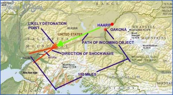 gakona alaska map 7 Gakona Alaska Map