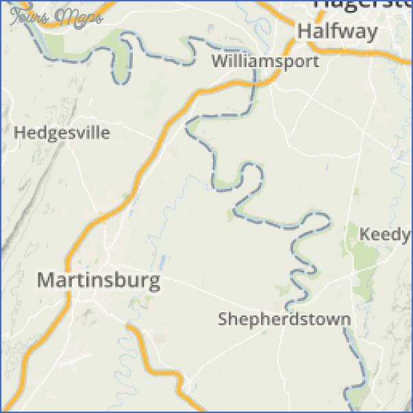 hagerstown maryland map 13 Hagerstown Maryland Map
