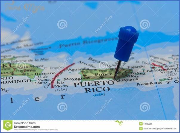 map of puerto rico free 12 Map of Puerto Rico Free