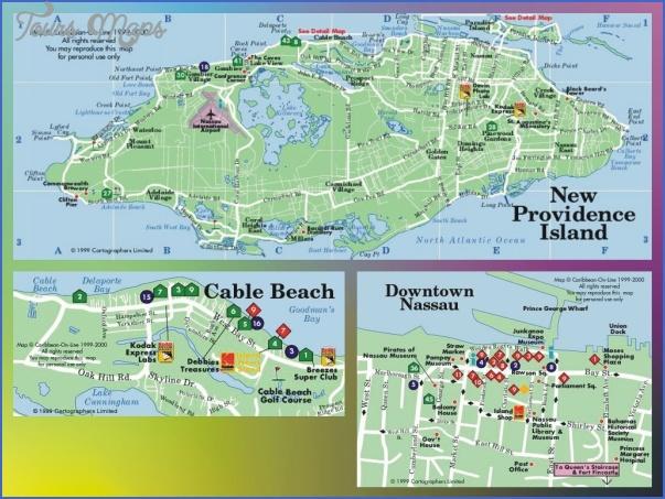 nassau bahamas map 14 NASSAU BAHAMAS MAP
