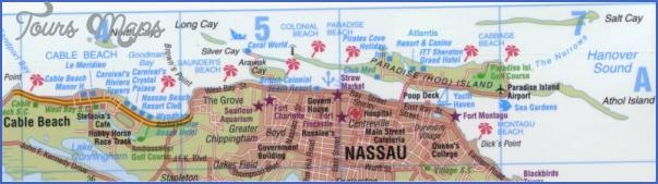 nassau bahamas map 9 NASSAU BAHAMAS MAP