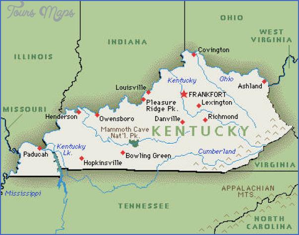 Paducah Ky Map Paducah Kentucky Map   ToursMaps.® Paducah Ky Map