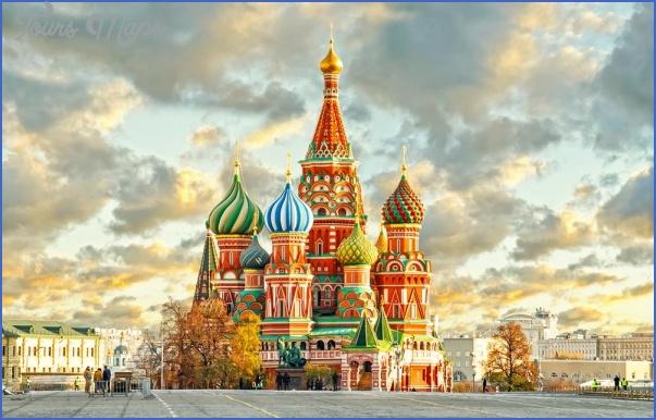 st basil church russia 10 St. Basil Church Russia