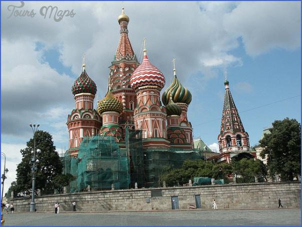 st basil church russia 2 St. Basil Church Russia