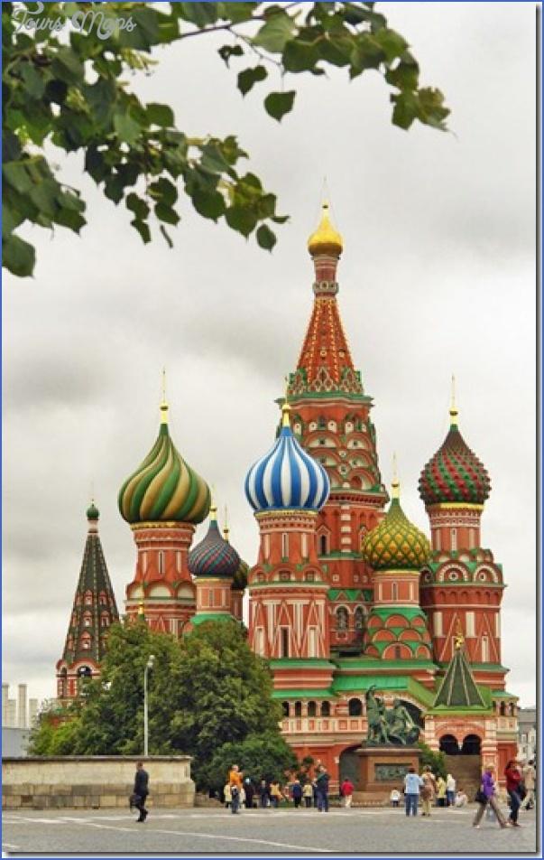 st basil church russia 7 St. Basil Church Russia