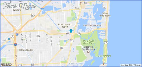 sunny isles beach map florida 13 Sunny Isles Beach Map Florida