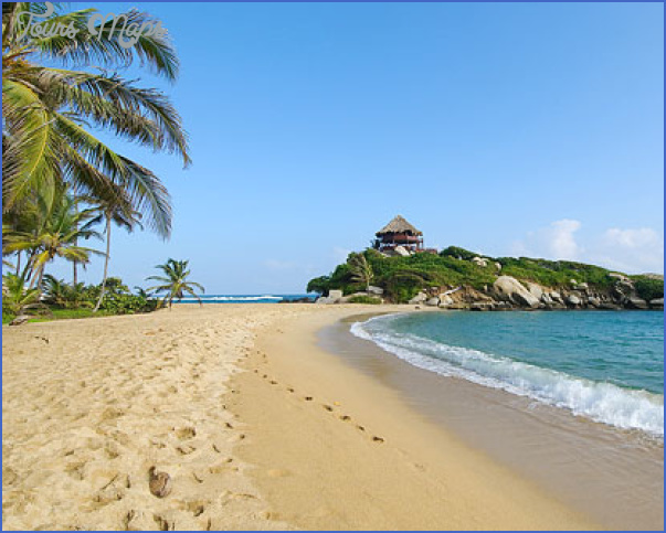 Best beach vacations south america for Best beach vacations usa