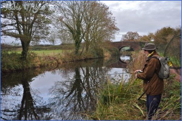 canal fishing uk 16 Canal Fishing Uk