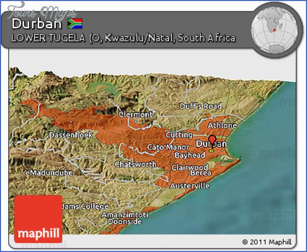 durban free maps 3 Durban Free Maps