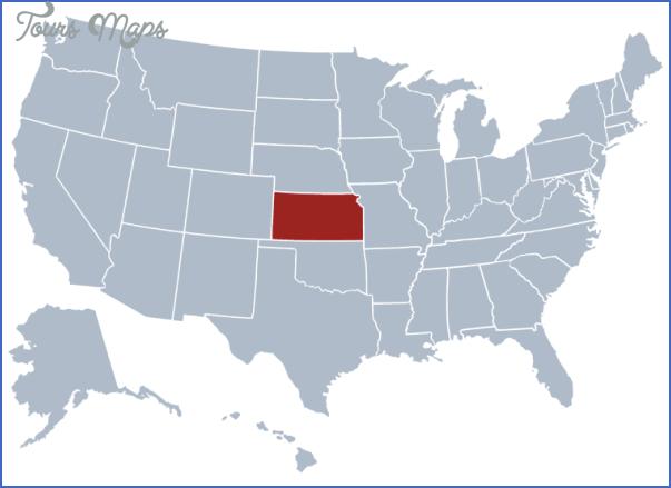 kansas city map us 9 Kansas City Map Us