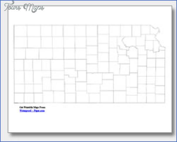 kansas county maps 5 Kansas County Maps