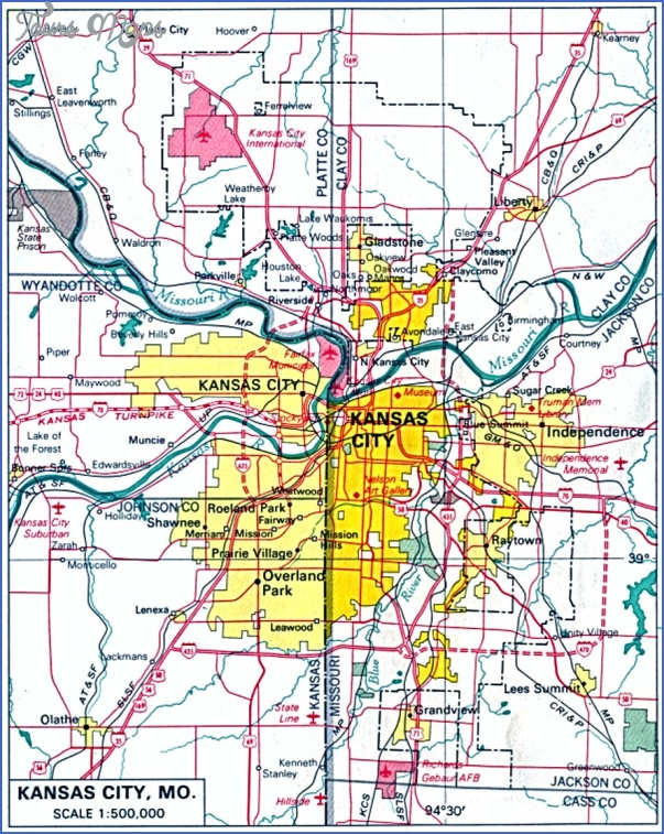 kansas maps 0 Kansas Maps
