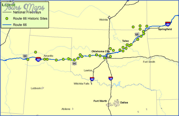 kansas oklahoma map 1 Kansas Oklahoma Map