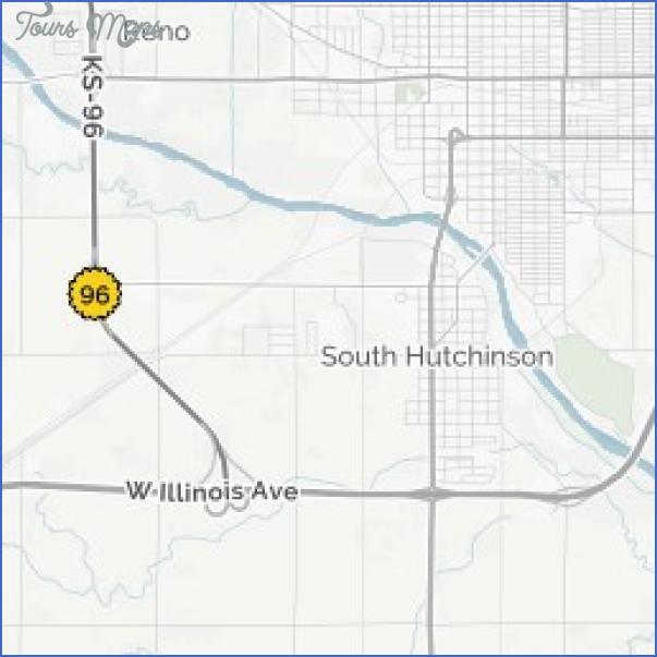 map of hutchinson kansas 2 Map Of Hutchinson Kansas