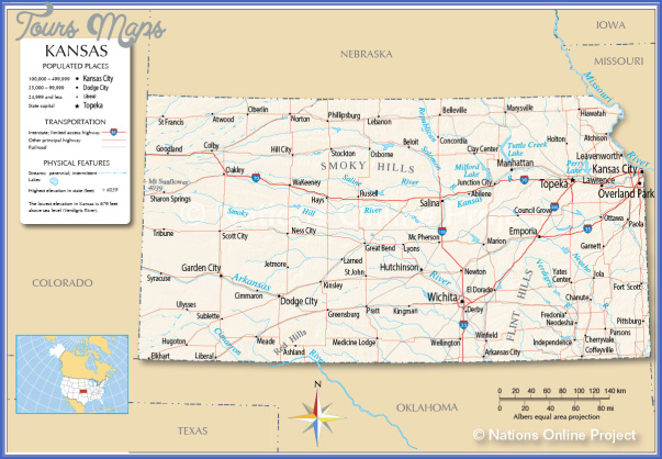 Concordia Kansas Map.Maps Of Kansas Toursmaps Com