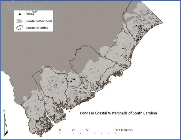 south carolina map zone 5 SOUTH CAROLINA MAP ZONE