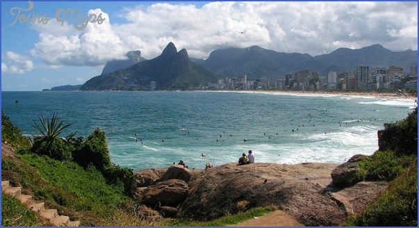 Top Vacation Spots In South America ToursMapscom - South america vacations