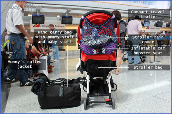 traveling with baby stroller 1 Traveling With Baby Stroller