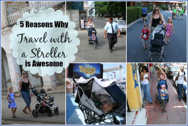 traveling with baby stroller 2 Traveling With Baby Stroller