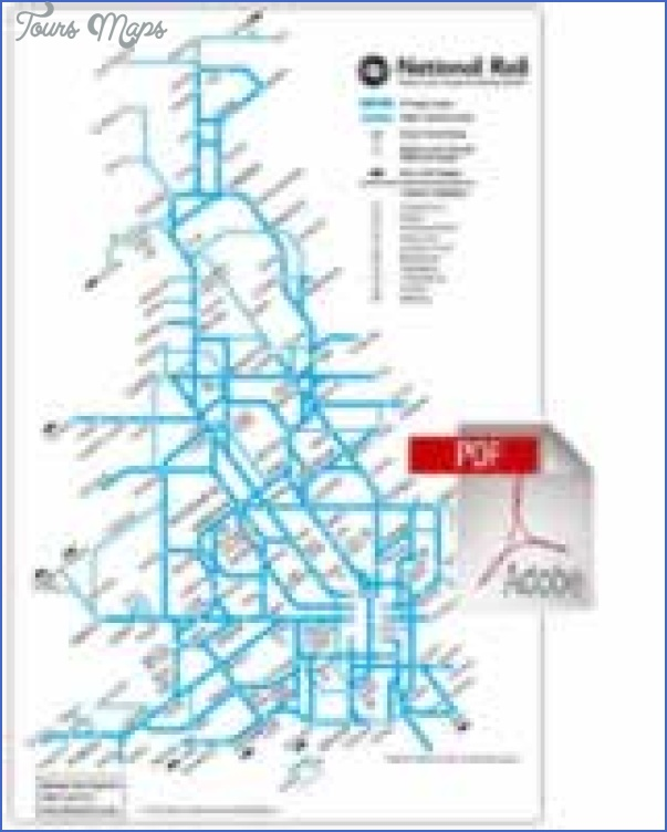 uk canal network map pdf 0 Uk Canal Network Map Pdf