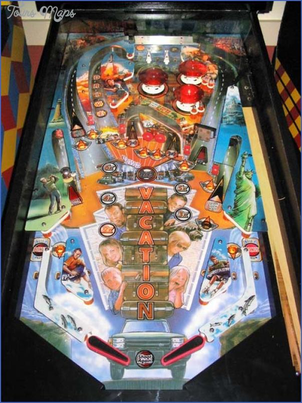vacation america pinball 14 Vacation America Pinball