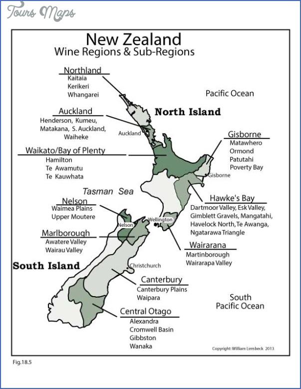 89ca6b18d475de465471a0692b599177 Map Of New Zealand Wine Regions
