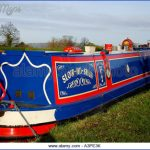 a colourful narrow boat moored on the peak forest canal near marple a3pe3k 150x150 Peak Forest Canal Fishing