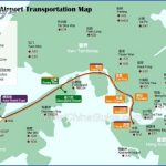 airport transportation 1 150x150 Map Of New Zealand Airports