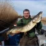 alan dudhill river monster1 150x150 Winter Canal Fishing Tips
