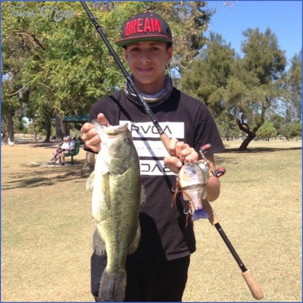 arizona canal fishing 22 Arizona Canal Fishing
