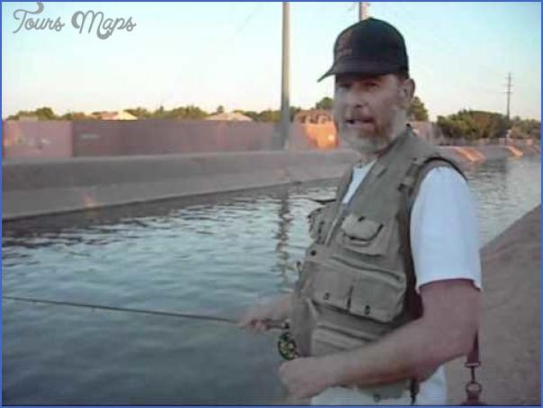 arizona canal fishing 8 Arizona Canal Fishing