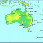 au nz e 150x150 Australia And New Zealand Physical Map