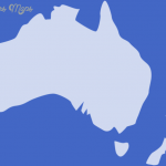 australia and new zealand map outline white 75 150x150 Blank Map Of Australia And New Zealand
