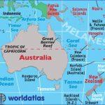australia new zealand map 2 150x150 World Map Of New Zealand