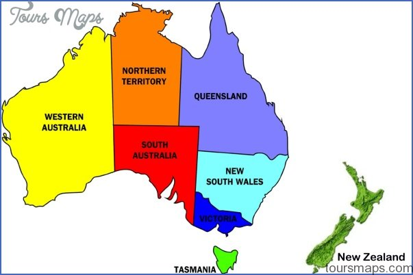 Australia and new zealand map quiz archives toursmaps new zealand australia map sciox Images