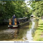 canal barges on the peak forest canal at whaley bridge derbyshire e7adgj 150x150 Peak Forest Canal Fishing