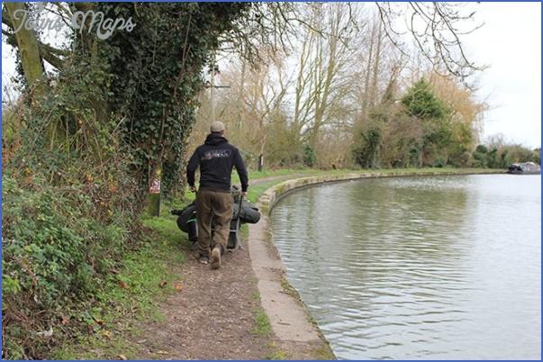 canal carp fishing 4 Canal Carp Fishing