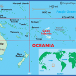 cookisloceania 150x150 Where Is New Zealand On The World Map