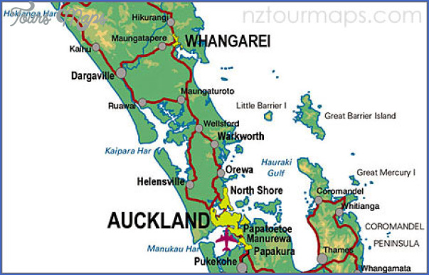 display auckland 1 Where Is Auckland New Zealand On The Map