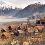 edoras 150x150 Lord Of The Rings New Zealand Map