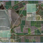 figure 2 aerial view of the layout of the two water diversion and fish salvage 150x150 Grant Line Canal Fishing