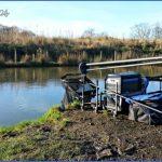 harry winter match fishing setup 150x150 Winter Canal Fishing Tips