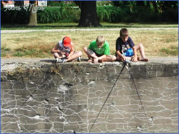 hennepin canal fishing 11 Hennepin Canal Fishing