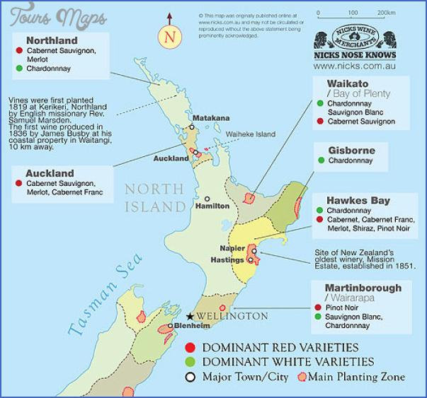 image 200912116341515237 New Zealand Wine Map
