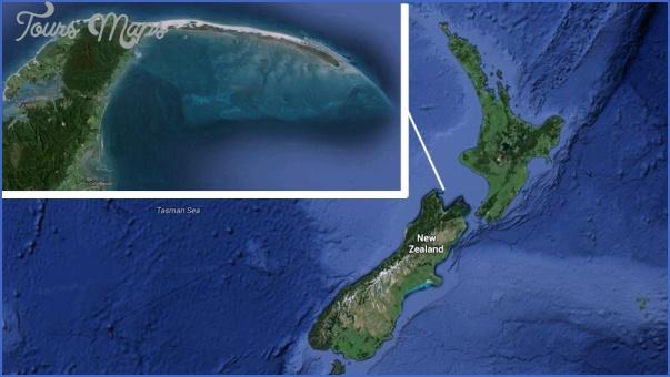 img Google Maps New Zealand South Island