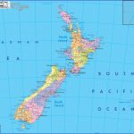large detailed administrative map of new zealand with roads cities and airports for free82b7 150x150 Map New Zealand
