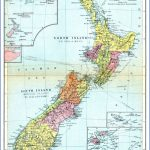 large detailed old administrative map of new zealand 1936 150x150 Detailed Map Of New Zealand