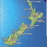 map new zealand 2 150x150 A Map Of New Zealand